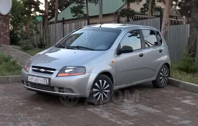 Chevrolet Aveo, 2004 год, 214 000 руб.