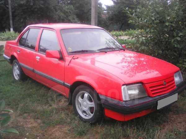Opel Ascona, 1987 год, 64 000 руб.