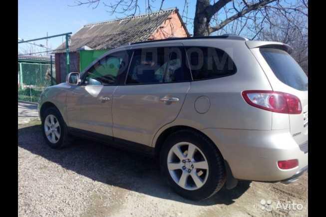 Hyundai Santa Fe, 2009 год, 799 000 руб.