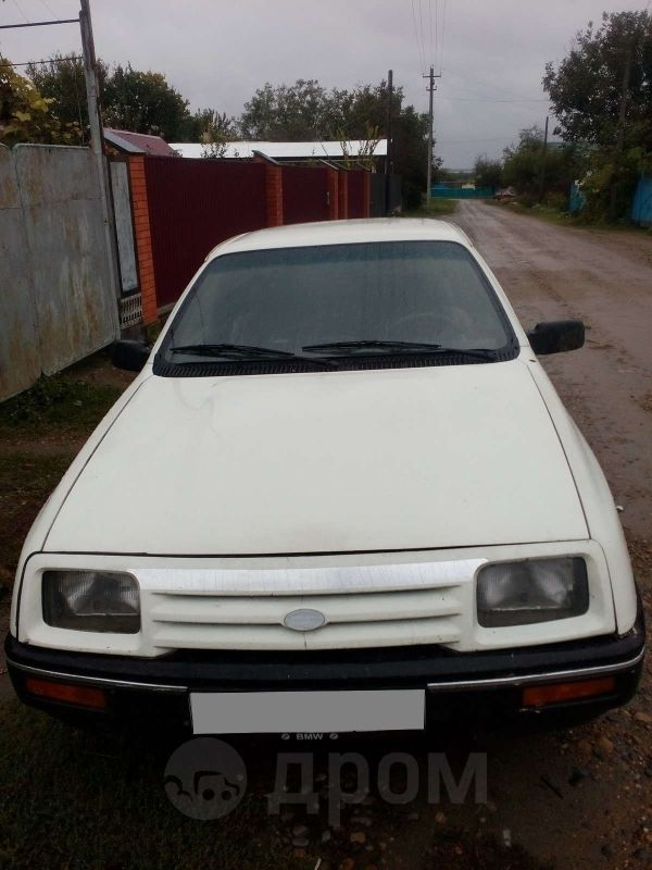 Ford Fiesta, 1985 год, 60 000 руб.