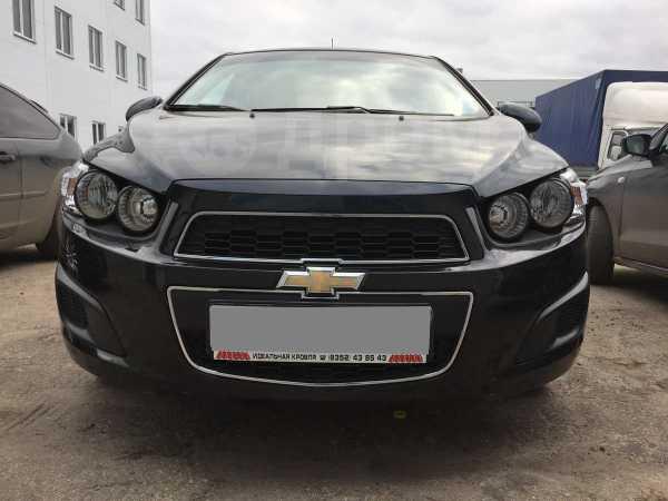 Chevrolet Aveo, 2014 год, 499 000 руб.