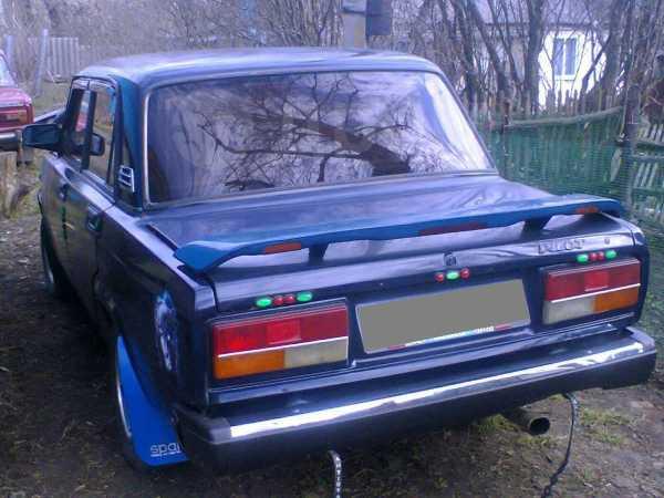 Лада 2107, 1987 год, 50 000 руб.