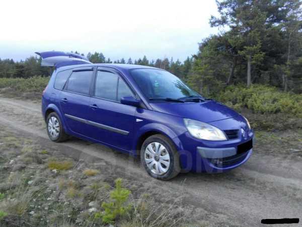 Renault Grand Scenic, 2007 год, 360 000 руб.