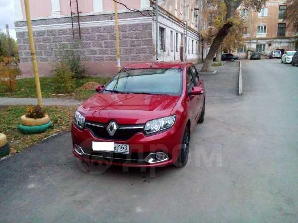Renault Logan, 2015 год, 600 000 руб.