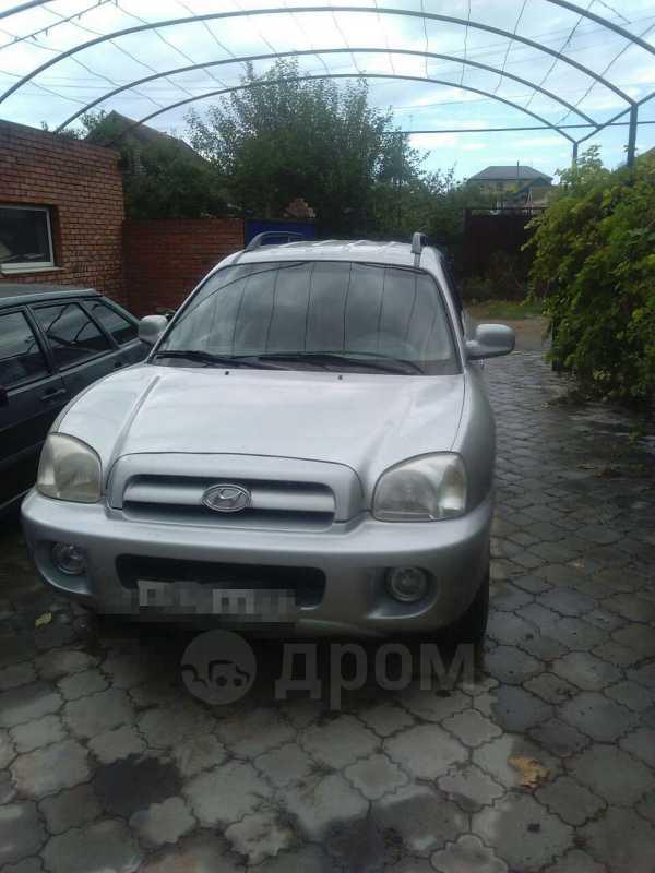 Hyundai Santa Fe, 2005 год, 440 000 руб.