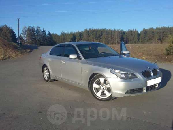 BMW 5-Series, 2004 год, 525 525 руб.