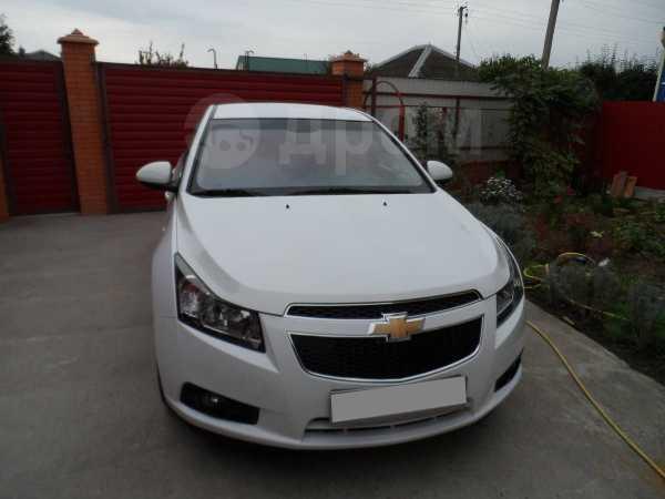 Chevrolet Cruze, 2012 год, 560 000 руб.