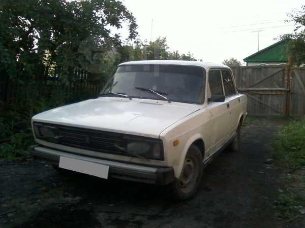 Лада 2105, 1986 год, 20 000 руб.