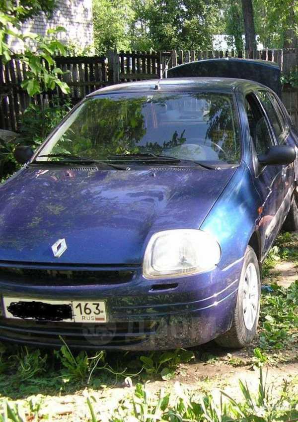 Renault Clio, 2001 год, 160 000 руб.