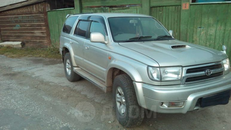Toyota Hilux Surf, 2001 год, 710 000 руб.