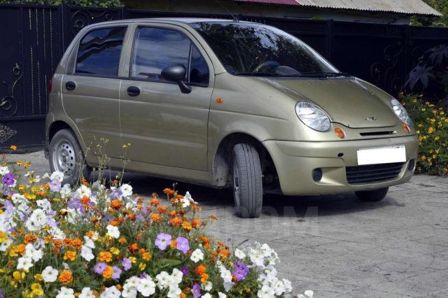 Daewoo Matiz, 2010 год, 140 000 руб.