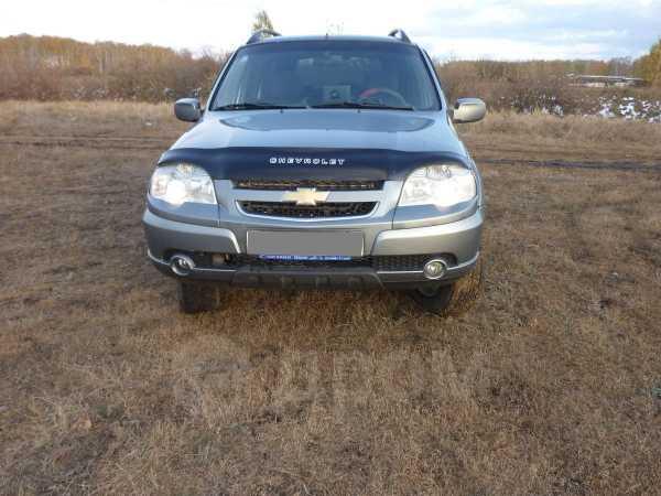 Chevrolet Niva, 2009 год, 330 000 руб.