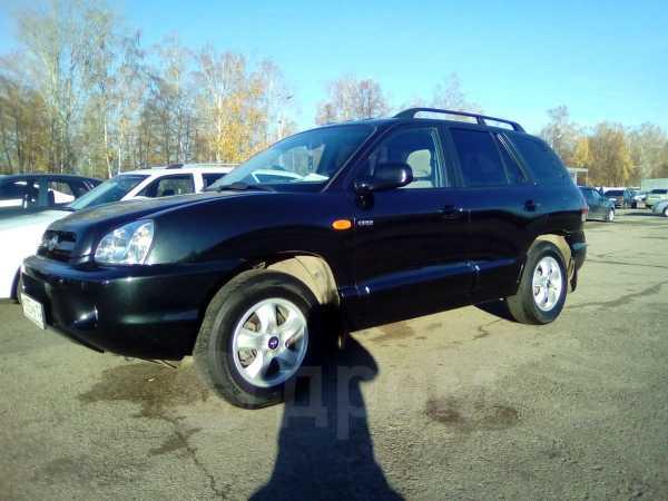 Hyundai Santa Fe Classic, 2008 год, 525 000 руб.