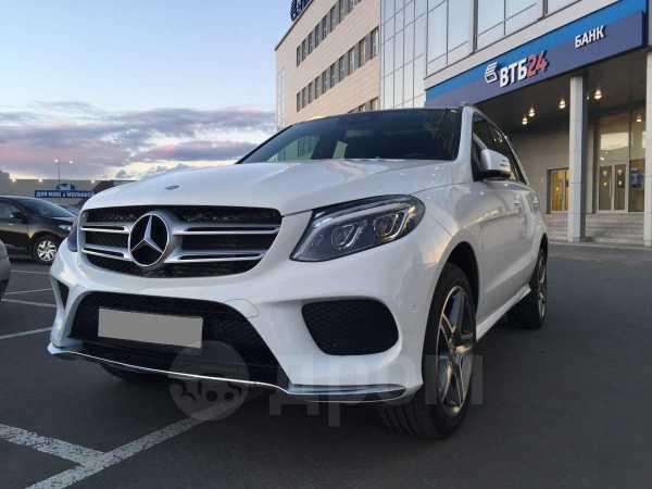 Mercedes-Benz GLE, 2016 год, 4 390 000 руб.