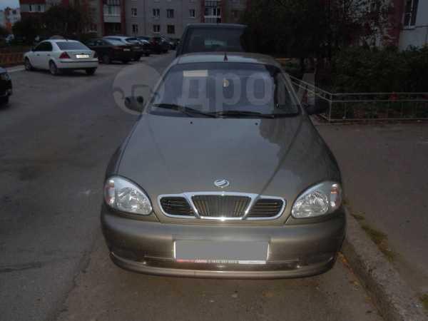 ЗАЗ Шанс, 2011 год, 160 000 руб.