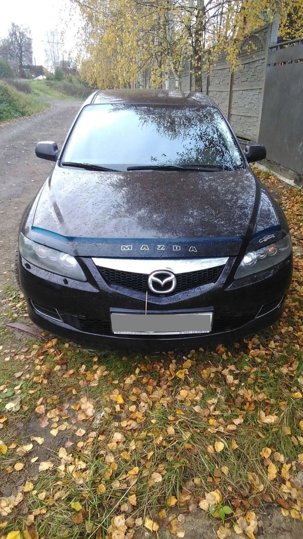 Mazda Mazda6, 2005 год, 360 000 руб.
