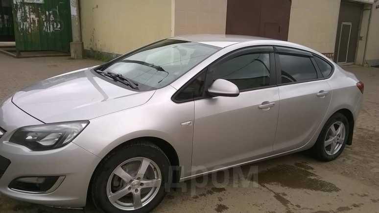 Opel Astra, 2013 год, 550 000 руб.