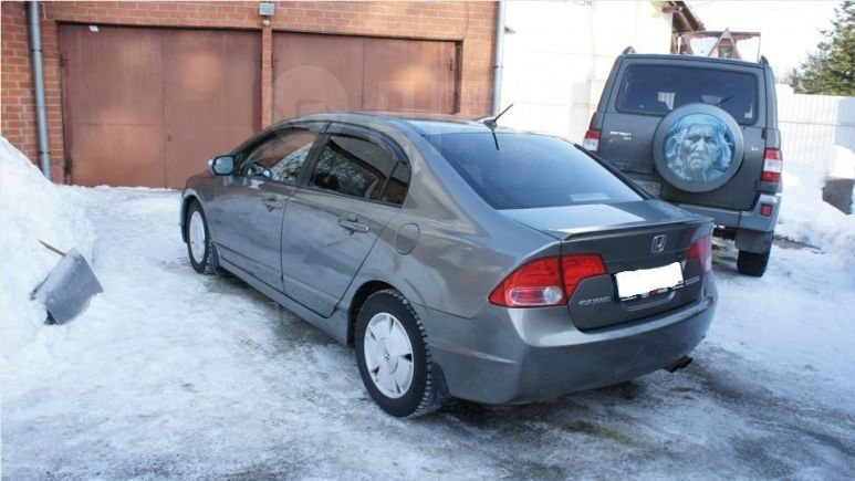 Honda Civic, 2007 год, 550 000 руб.