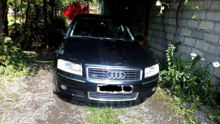Audi A8, 2005 год, 625 000 руб.