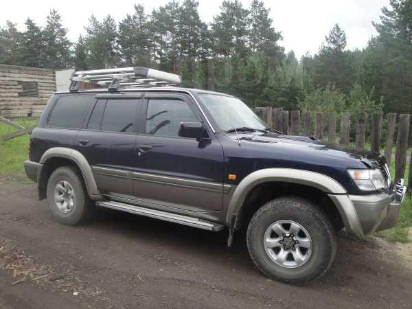Nissan Patrol, 2000 год, 720 000 руб.