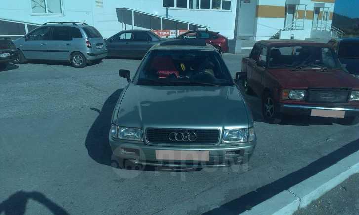 Audi 80, 1988 год, 155 000 руб.