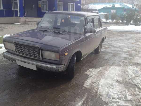 Лада 2107, 1998 год, 45 000 руб.