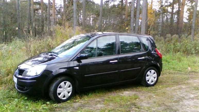 Renault Scenic, 2008 год, 360 000 руб.