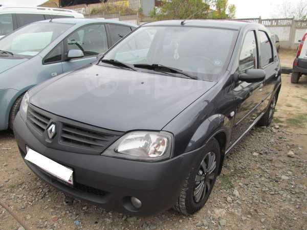 Renault Logan, 2008 год, 320 000 руб.