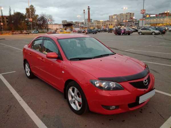 Mazda Mazda3, 2006 год, 333 000 руб.