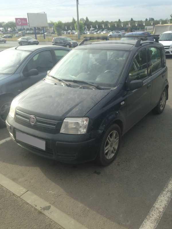 Fiat Panda, 2008 год, 250 000 руб.