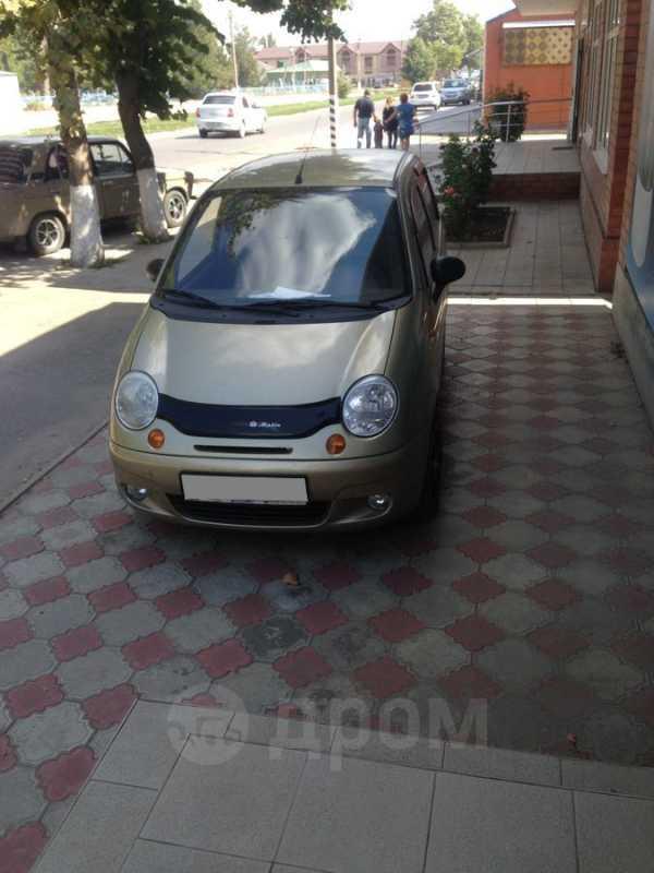 Daewoo Matiz, 2008 год, 163 000 руб.