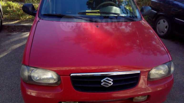 Suzuki Alto, 2002 год, 150 000 руб.