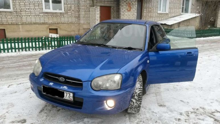 Subaru Impreza, 2002 год, 240 000 руб.