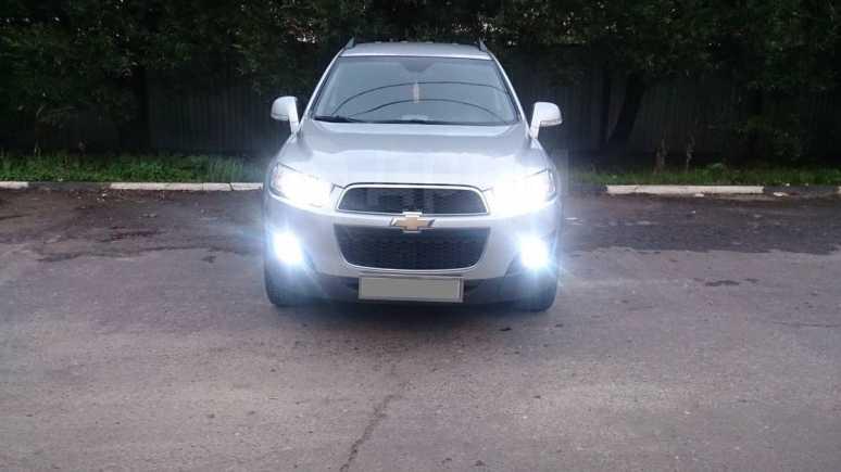 Chevrolet Captiva, 2013 год, 950 000 руб.