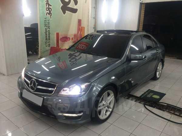 Mercedes-Benz C-Class, 2012 год, 1 110 000 руб.