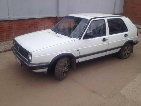 Volkswagen Golf, 1988 год, 70 000 руб.