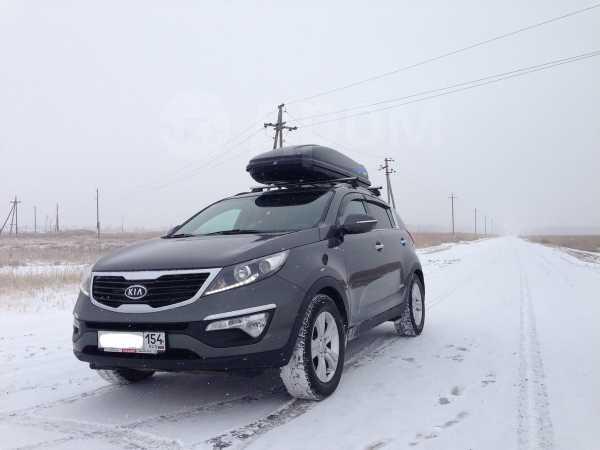 Kia Sportage, 2012 год, 970 000 руб.