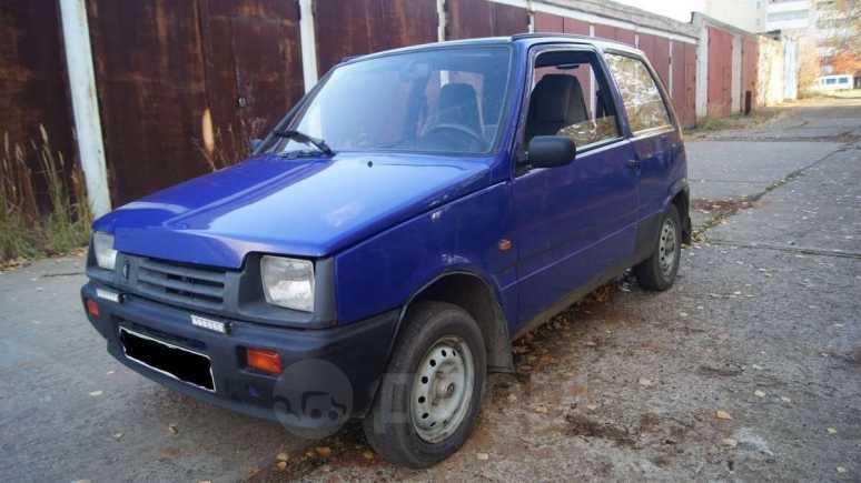 Лада 1111 Ока, 2004 год, 43 000 руб.