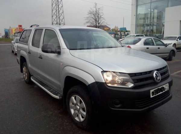 Volkswagen Amarok, 2011 год, 750 000 руб.