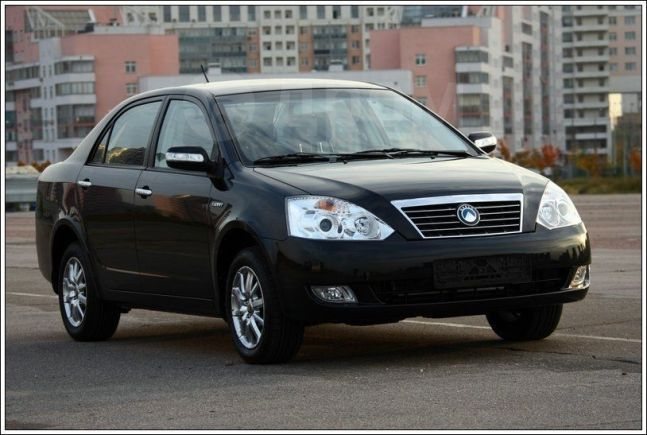 Geely Vision, 2008 год, 200 000 руб.