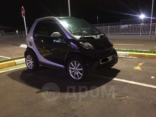 Smart Fortwo, 2005 год, 300 000 руб.