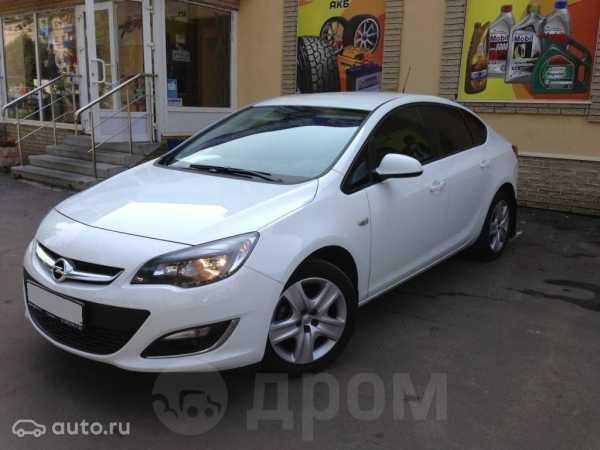 Opel Astra, 2013 год, 630 000 руб.