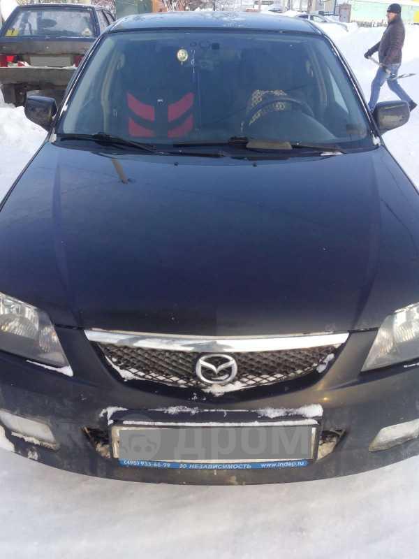 Mazda 323F, 2002 год, 169 999 руб.