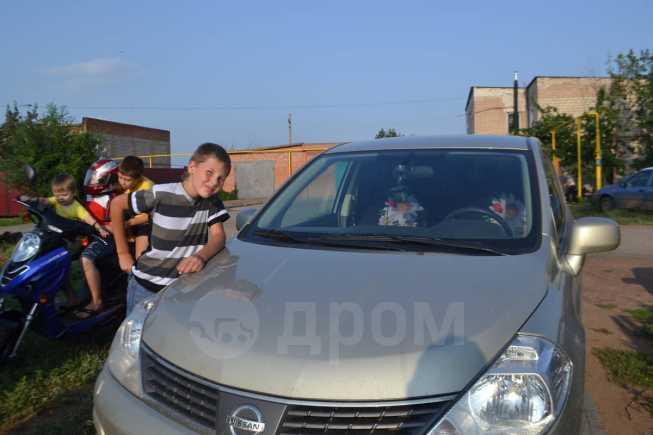 Nissan Tiida, 2008 год, 400 000 руб.