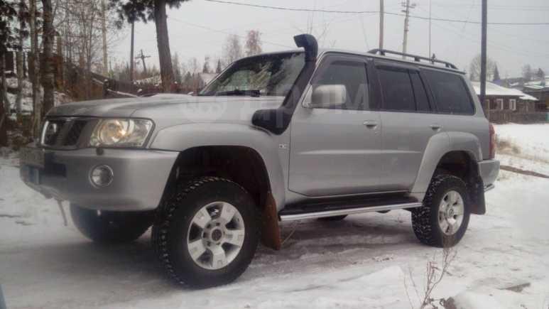 Nissan Patrol, 2005 год, 1 050 000 руб.
