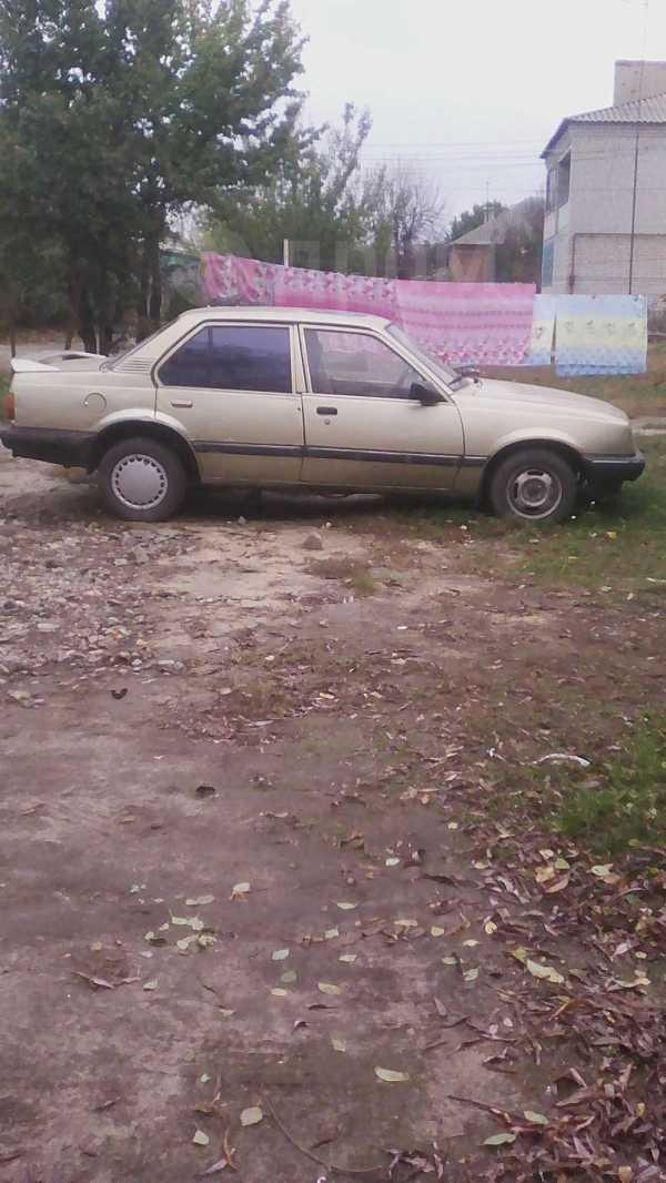 Opel Ascona, 1983 год, 27 000 руб.