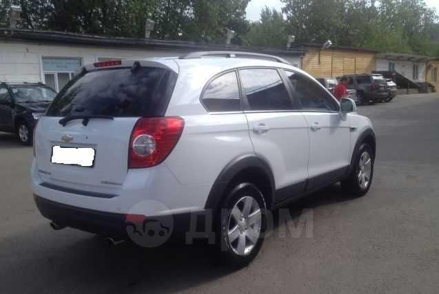 Chevrolet Captiva, 2012 год, 820 000 руб.