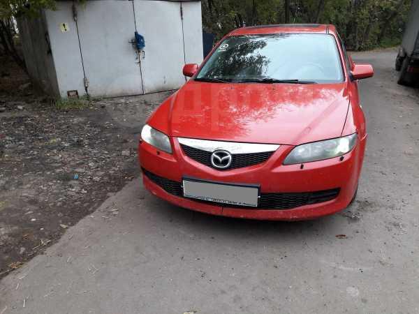 Mazda Mazda6, 2006 год, 287 900 руб.