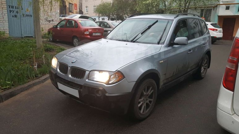 BMW X3, 2004 год, 590 000 руб.