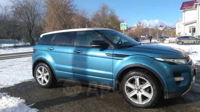 Land Rover Range Rover Evoque, 2012 год, 1 590 000 руб.